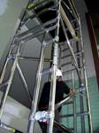 BOSS LIFT SHAFT / CONFINED SPACE SCAFFOLD TOWER COMPONENTS