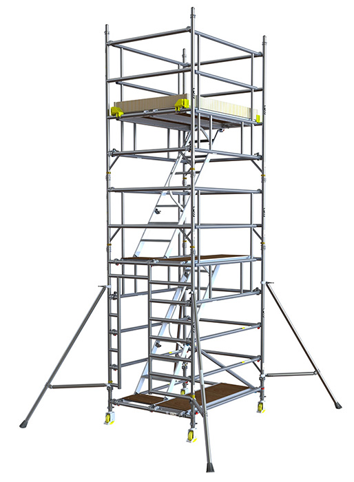 Boss Tower Staircase : Boss stairway multiguard agr