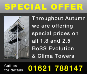 Youngman BoSS Special offer Autumn 2015