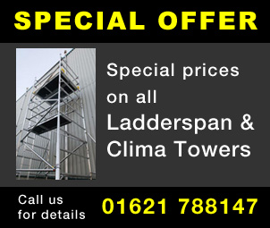 Youngman BoSS Ladderspan special offers