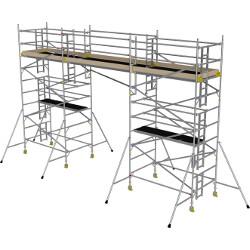 Boss Link Tower System 1450 x1.8 +1.8 + 3.2m x 3.2m platform height comprises 2 x 1450 x 1.8 x 3.2m