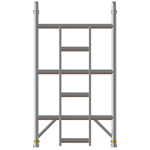 BOSS EVOLUTION  LADDERSPAN 850  3 RUNG 1.5m LADDER FRAME