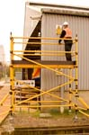 Boss Zone-1 GRP Scaffold Towers