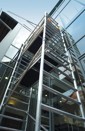 BOSS Clima SCAFFOLD TOWER