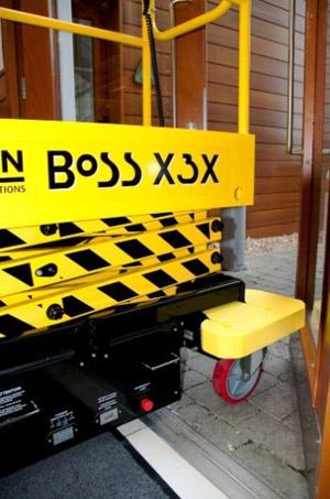 Boss X Series Bumpers