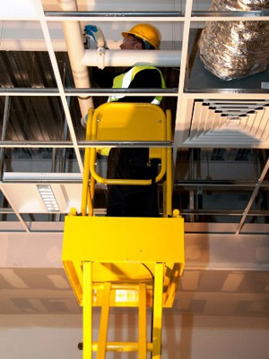 Boss X Series Confined Space Guardrail