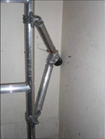 LIFTSHAFT/CONFINED SPACE STABILISER