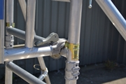 Boss 1.3m Camlock Guardrail Frame
