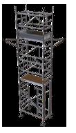 Boss 700 Liftshaft camlock tower NEW
