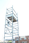 Boss Solo 700 x 2.2m platform height